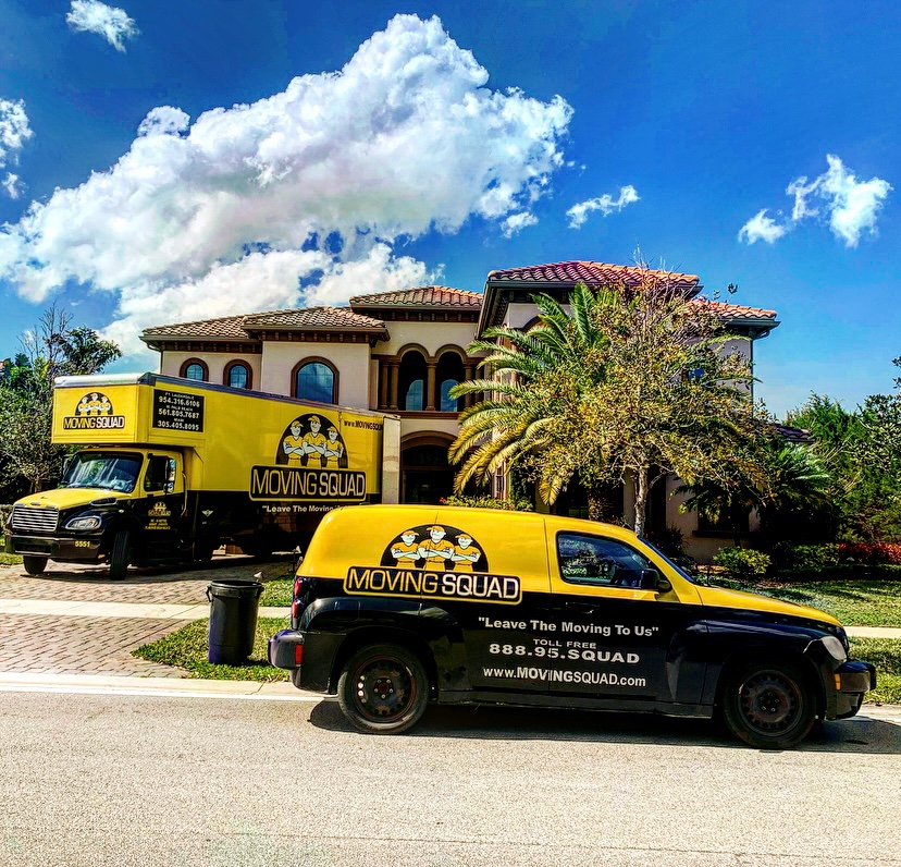 Moving Squad in South Florida